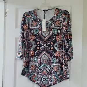 Lilly women's blouse